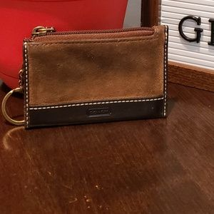 Coach Mini Skinny Card ID Holder